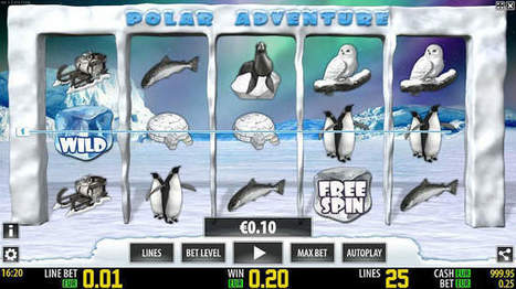 Φρουτάκι με χειμερινό θέμα από το Bet8 Casino | ellinika Online Casino | Scoop.it