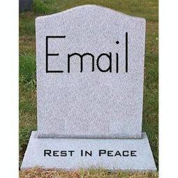 ¿Estamos asistiendo al fin del correo electrónico? | Comunicación e información digital | Scoop.it