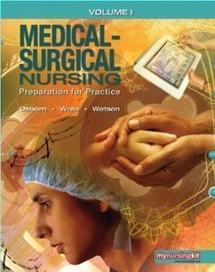 Testbank for Medical Surgical Nursing Preparation for Practice 1st Edition by Osborn ISBN 0131597140 9780131597143   Test Bank Online   Med Surge   Scoop.it