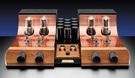 Unison Research : des électroniques audiophiles italiennes, hybrides ou à tubes, de 1,7 à 33 k€ | ON-TopAudio | Scoop.it
