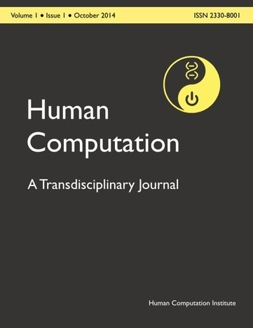 Human Computation Inaugural Issue  | Papers | Scoop.it