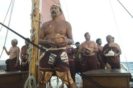 La navigation ancestrale à l'honneur au Service du Patrimoine Archivistique | Tahiti Infos | Océanie | Scoop.it