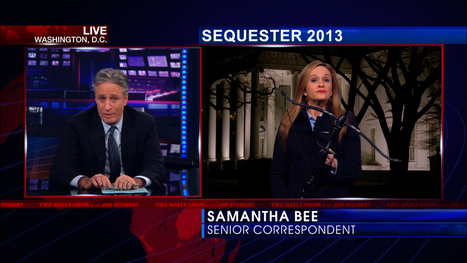 Daily Show: Sequester 2013 - Prelude to the Return of the Barter System | Block 3A | Scoop.it