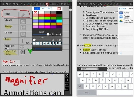Grab This Powerful PDF Annotating App-It's Free Today | Edtech PK-12 | Scoop.it
