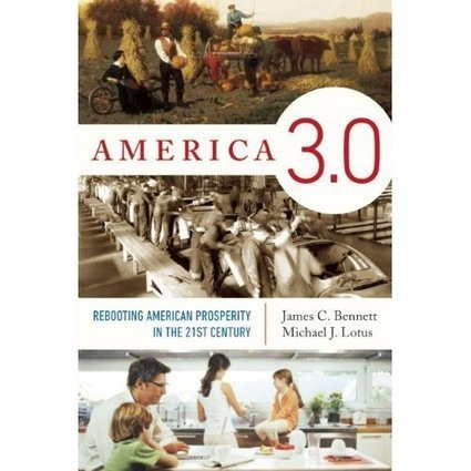 zenpundit.com » Blog Archive » New Book: America 3.0 is Now Launched! | Futurewaves | Scoop.it