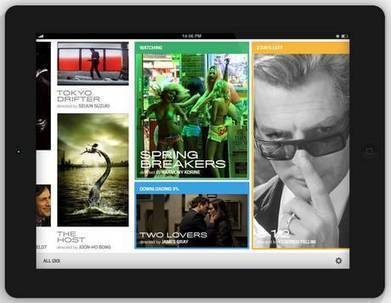 Mubi: Netflix for people who want to stop just watching trash all the time | Technoculture | Scoop.it