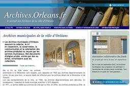 GénéInfos: Les archives d'Orléans lanceront leur annotation collaborative | GenealoNet | Scoop.it