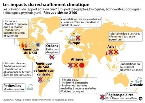 Réchauffement climatique: il n'est pas (encore) trop tard - France Inter | OBJECTIF : conférence Paris Climat 2015 | Scoop.it