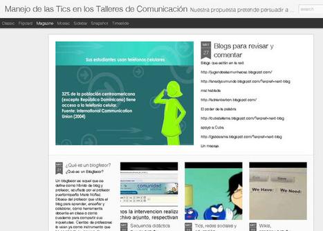 Blogs - Escuela20 - Programa escuela 2.0, recursos didácticos y productos de tecnología educativa   Educando con TIC   Scoop.it