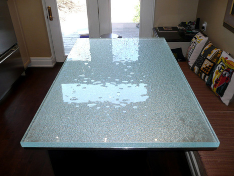 Custom Glass Dining Table Designs by CBD Glass - CBD Glass | Functional Glass Art | Scoop.it