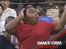 11-Year-Old's Dance-Cam Dance-Off Goes Viral (Watch) | Viral Dance | Scoop.it
