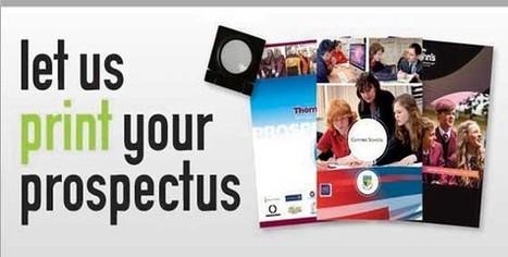 Best Service for School Prospectus Design in the UK   williammorris   Scoop.it