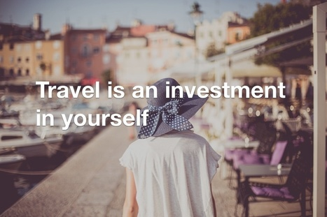 Studies Show How Travel Can Make You Smarter And Healthier | Hotel web marketing | Scoop.it