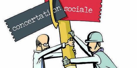 Les différents visages de la concertation sociale | SocialeDialoog | Scoop.it