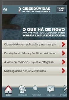 Ciberdúvidas lança aplicação para smartphones | maquintel | Scoop.it