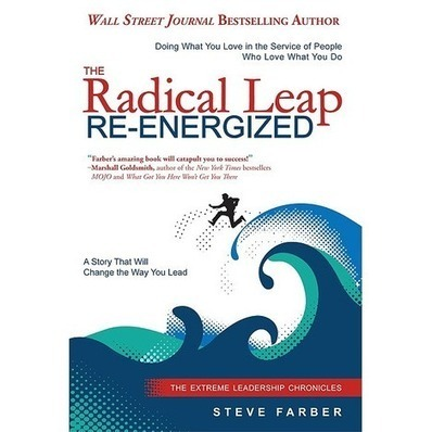The Radical Leap Re-Energized   Books That Made Me Think Differently   Scoop.it