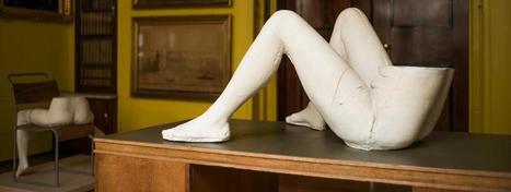 Sarah Lucas: POWER IN WOMAN Sir John Soane's Museum | London Life | Scoop.it