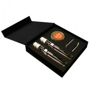 Coffret Caviar & Vodka - Coffret Cadeau Vin | Wineside | Caviar | Scoop.it
