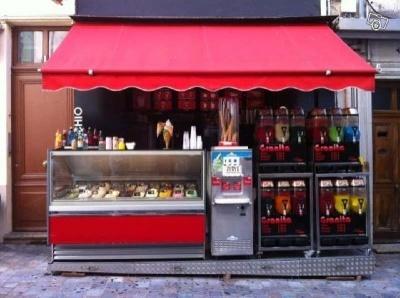 Mat riel de glacier d 39 occasion consult - Materiel de cuisine d occasion ...