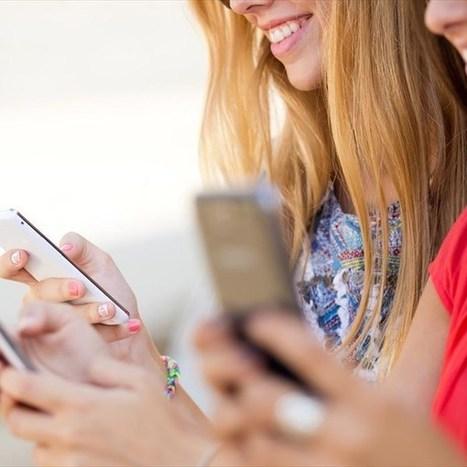 Οι γυναίκες προτιμούν smartphone για σύνδεση στο Ίντερνετ | Information Science | Scoop.it