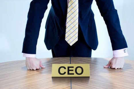 One Tweet from a CEO is Worth 100 Tweets from Staff | Internal Social Media | Scoop.it