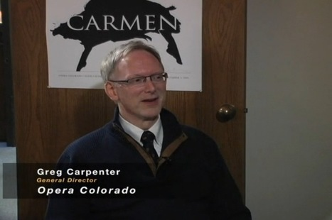 STAGE TUBE: Behind the Scenes with Opera Colorado and HANNA RANCH | #COArts | Scoop.it