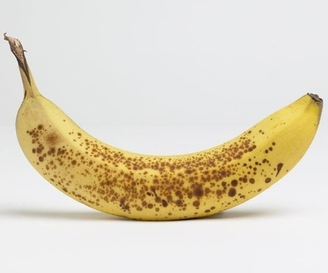 Full Ripe Banana with Dark Patches Combats Abnormal Cells and Cancer - Facts Analysis | Banana Facts and Rumors | Scoop.it