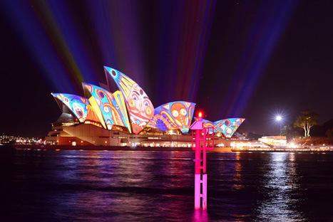 Behind The Lens Lukey: Vivid Sydney 2013 | Instructional technology | Scoop.it