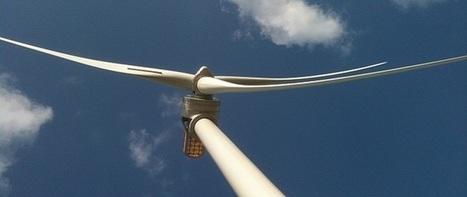 Projet éolien offshore : la 1ère éolienne flottante française testée près de Nantes | Eolien en mer | Scoop.it
