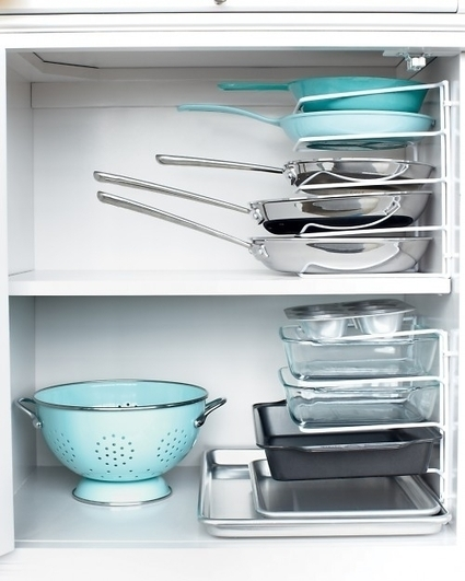 10 Tips To Organizing A Functional Kitchen | Home & Office Organization | Scoop.it