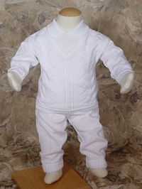 Shop Our Christening Dress to Make You Baby Look Divinely Beautiful | Boys Communion Suits | Scoop.it