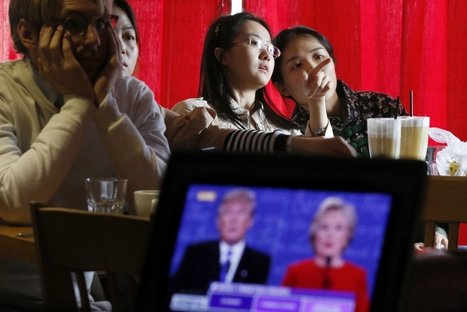 Donald Trump Talked a Lot About China at the Debate@Offshore stockbrokers | Global Asia Trader | Scoop.it