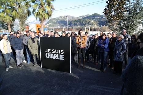 Une minute de silence en hommage aux victimes de CHARLIE HEBDO au Broc Center | RSE - L'empreinte écologique et la démarche « Qualité » | Scoop.it
