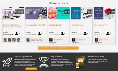 Alumne, nueva plataforma de ofertas de cursos | Educando | Scoop.it