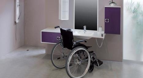 Bailleurs : adaptez vos logements aux locataires âgés ou handicapés | économie du vieillissement | Scoop.it