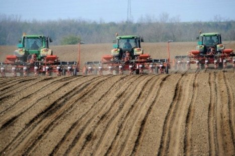 Intensive farming: Ecologically sustainable? | Cultibotics | Scoop.it