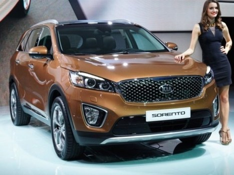 2017 Kia Sorento Release date and Interior | Newest Cars 2017 | New Cars Release | Scoop.it