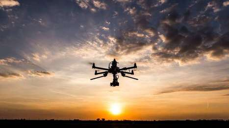 Sony joins with ZMP to launch drone company | Innovation at the Verge | Scoop.it