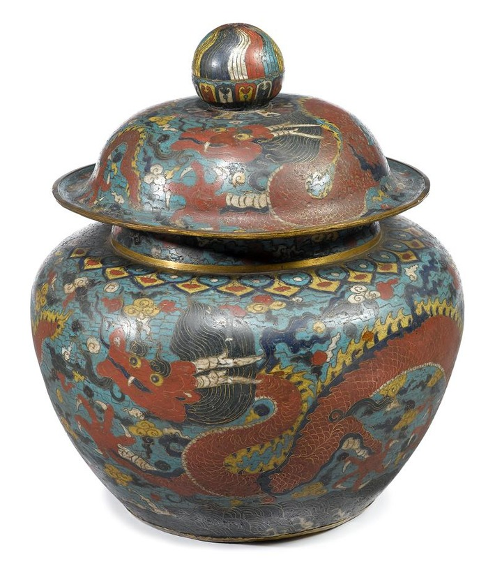 Asian Art Sells For Big Green On St. Patrick's Day | Antiques & Vintage Collectibles | Scoop.it