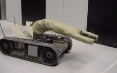 DARPA to invest in iRobot's inflatable robot arm | leapmind | Scoop.it