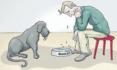 I had a black dog, his name was depression « Chestnut ESL | TEFL Blogs | Scoop.it