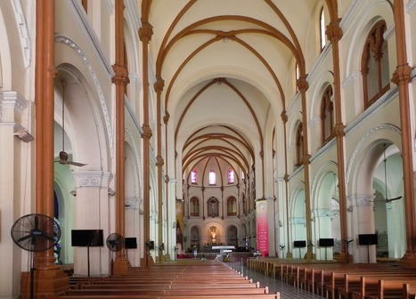 Duc Ba Church - Notre Dame ( Nha tho Duc Ba )   Attractions in Ho Chi Minh city   Scoop.it
