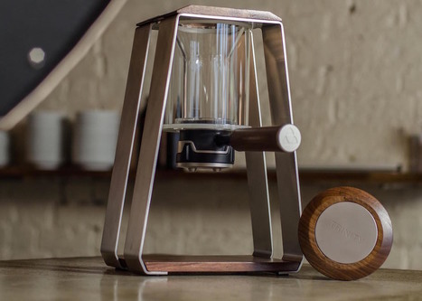 The Minimalist, Multipurpose Trinity One Brewer is Shipping Soon | Coffee Makers | Scoop.it