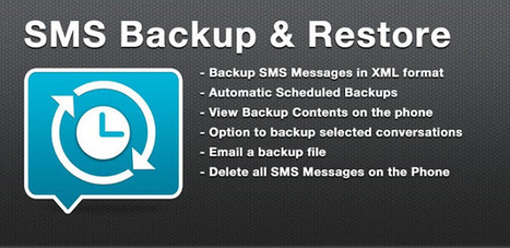 SMS Backup & Restore Pro 6.44 APK Free Download - APK Gadget™ | Apk Download | Scoop.it