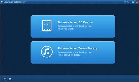 iPhone Backup Extractor - Restore from iPhone Backup Effortlessly | iPhone | Scoop.it