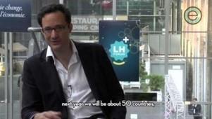 Vidéo : LH Forum 2013 : Christian de Boisredon, fondateur de Sparknews | Economie Responsable et Consommation Collaborative | Scoop.it