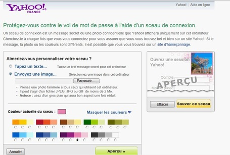 Protégez votre messagerie Yahoo! contre le phishing | formation 2.0 | Scoop.it