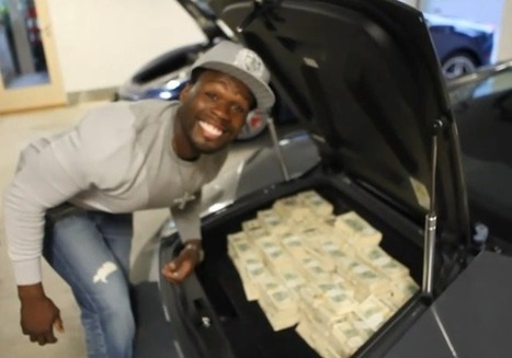 50 Cent Signs 10 Film Deal With Lionsgate | Hip Hop Weekly Magazine | GetAtMe | Scoop.it