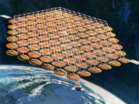 Engineering Projects For A Better Future: Space-Based Solar Power Designs | Amazing Science | Scoop.it