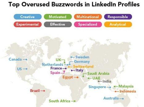 LinkedIn: ecco le parole più usate (e abusate) nei profili professionali 2012 | Alessandro Calogero | Scoop.it